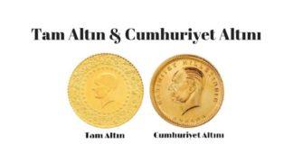 Cumhuriyet altını ile tam altın arası fark nedir?