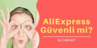 Aliexpress güvenli mi
