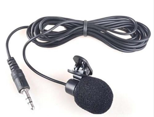 Aliexpress yaka mikrofonu
