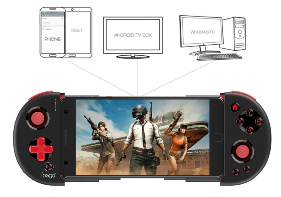 Bluetooth pubg oyun konsolu ile tv ve pc de pubg oyna