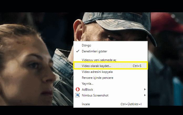 Mail.ru sitesinden video indirme