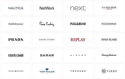 Hangi giyim markası hangi ülkenin